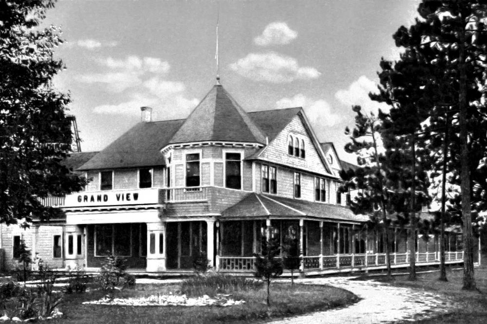 Historic Photos Of Waupaca And The Chain O Lakes